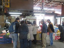 3月2日土曜日市場開放フェアが開催されました