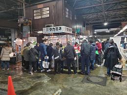 2月1日土曜日市場開放フェアが開催されました