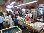 10月1日(土)に市場開放フェアが開催されました。