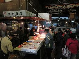 4月6日土曜日市場開放フェアが開催されました