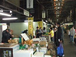5月10日(土)に市場開放フェアを開催しました。
