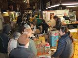 平成27年1月10日(土) 市場開放フェアが開催されました。