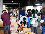 11月14日(土)に市場開放フェアが開催されました