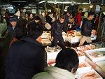 3月5日(土)に市場開放フェアが開催されました。
