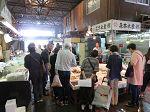 5月7日(土)に市場開放フェアが開催されました。