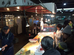 5月11日土曜日市場開放フェアが開催されました
