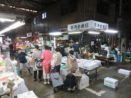9月1日(土)に市場開放フェアが開催されました。