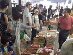 7月4日(土)に市場開放フェアが開催されました。