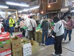 7月6日土曜日市場開放フェアが開催されました