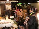 3月3日(土)に市場開放フェアが開催されました。