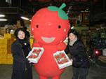 1月12日(土)に市場開放フェアが開催されました。