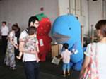 9月7日(土)に市場開放フェアを開催しました。
