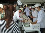 10月23日(日)に市場フェスティバル2011が開催されました。