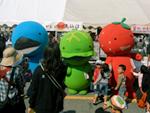 10月21日(日)に市場フェスティバル2012が開催されました。