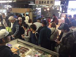 4月2日(土)に市場開放フェアが開催されました。