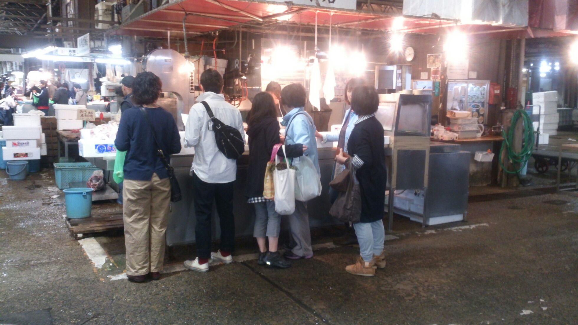 5月12日土曜日市場開放フェアが開催されました。