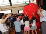 6月27日(水)青果卸売協同組合による出前食育講座が行われました。