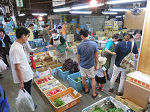 7月2日(土)に市場開放フェアが開催されました。