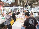 8月6日(土)に市場開放フェアが開催されました。
