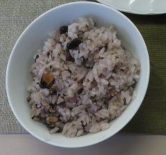 もち米入り16雑穀ごはん